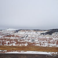Photo taken at Cedar Breaks National Monument by Laarnee on 2/3/2013