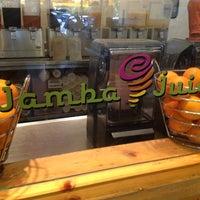 Photo taken at Jamba Juice Pleasanton by David C. on 5/23/2013