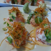 Photo taken at Kibo Sushi by Amy M. on 3/29/2014