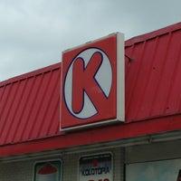 Photo taken at Circle K by Stephen R. on 6/2/2013