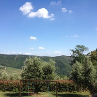 Photo taken at Agriturismo Le Vigne by A c. on 6/28/2014