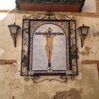 Photo taken at Iglesia Santa Maria del Reposo by Javier C. on 10/8/2013