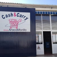 Photo taken at Cash & Carry Aroca Morillo by Javier C. on 8/6/2013
