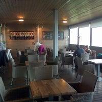Photo taken at Domyno Burger Bar by Štěpán K. on 5/26/2013