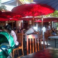 Photo taken at Café Batu Jimbar by Mirah M. on 9/16/2012