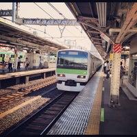 Photo taken at Okachimachi Station by Kenichi S. on 2/27/2013