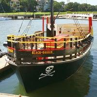 Photo taken at Pirates of Hilton Head by Sean C. on 8/18/2014