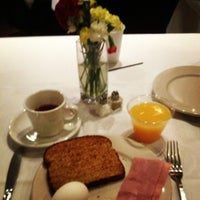 Photo taken at Park South Hotel by Zuza L. on 11/27/2012