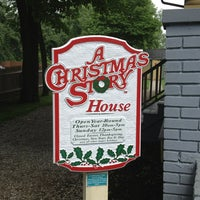 Photo taken at A Christmas Story House & Museum by James Q. on 6/13/2013