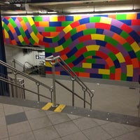 Photo taken at MTA Subway - 59th St/Columbus Circle (A/B/C/D/1) by Sereita C. on 2/17/2013