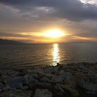 Снимок сделан в Bostanlı Sahili пользователем Serhan A. 10/28/2012