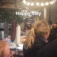 Photo taken at Happy Italy by Timucin T. on 1/6/2017