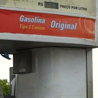 Photo taken at Posto Paineiras by Rodrigues on 10/15/2012