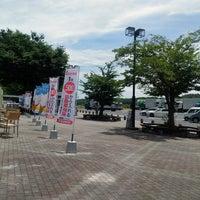 Photo taken at 社PA (上り) by menatezz .. on 6/14/2018