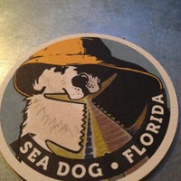 Photo taken at Sea Dog Brewing Co. by Jose A. on 7/23/2013