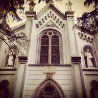 6/25/2013 tarihinde Ozge D.ziyaretçi tarafından San Pacifico Kilisesi'de çekilen fotoğraf
