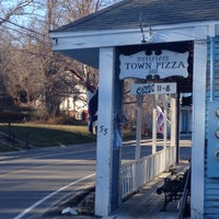 Photo taken at Wellfleet Town Pizza by Jim M. on 4/4/2015