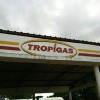 Photo taken at Tropigas Hato Mayor by jjchapu on 10/19/2012