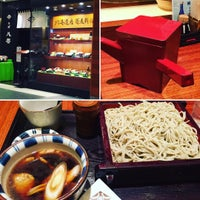 Photo taken at そば八雲 新千歳空港店 by Akira K. on 6/14/2016