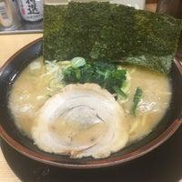 Photo taken at 家系ラーメン 松田家 by Akira K. on 2/28/2018