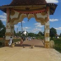 Photo taken at Somawathiya National Park by Harsha D. on 12/22/2013