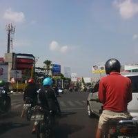 Photo taken at Perempatan Ring Road Gejayan by Erlangga W. on 9/10/2014