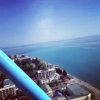 Photo taken at Парк культуры и отдыха by Natali on 5/9/2013