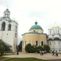Снимок сделан в Спасо-Преображенский монастырь пользователем Andrey 🇷🇺 B. 7/20/2013