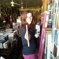 Photo taken at Poor Richard's Books by Alex K. on 11/18/2012