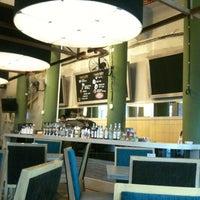 Photo taken at The Kiosk Coffee Bar by Daniel G. on 9/29/2012