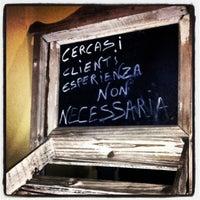 Photo taken at Caffé De' Pazzi by Matteo S. on 1/11/2013