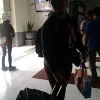 Photo taken at Stasiun Jombang by Nindya T. on 2/8/2013