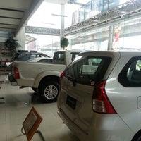 Photo taken at Toyota Balintawak by Vince D. on 1/23/2013