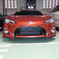 Photo taken at Toyota Balintawak by Vince D. on 1/30/2013