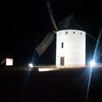 Photo taken at Sierra de los Molinos by Rafa G. on 8/23/2014