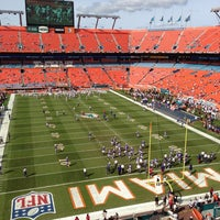 Photo prise au Hard Rock Stadium par Rob W. le12/23/2012