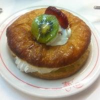 Photo taken at Cafeteria Vejo by Isabel V. on 4/12/2013