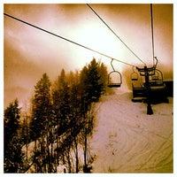 Photo taken at Aspen Mountain by Breada F. on 12/18/2012