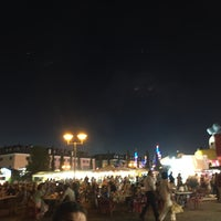 Photo taken at Recinto Ferial by Astrid S. on 7/25/2015
