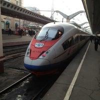 Foto tomada en Estación de Moscú por Sergey K. el 10/25/2012