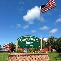 Photo taken at Bergdahl's Farm by Daren D. on 7/23/2013