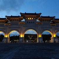 Photo taken at Chiang Kai-Shek Memorial Hall by ฮายาชิ r. on 11/15/2012