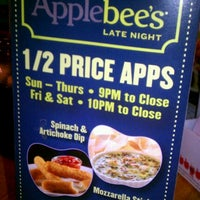 Photo taken at Applebee's by Jody M. on 2/17/2013