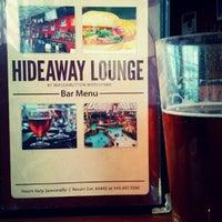 Photo taken at Hideaway Lounge by Jason M. on 6/13/2015