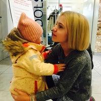 Photo taken at Podolsky Beauty Center by Semaniv Y. on 12/20/2015