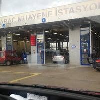 Photo taken at TÜVTÜRK Araç Muayene İstasyonu by Erkan G. on 2/8/2013