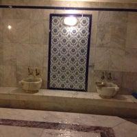 Photo taken at diamond spa Turkish bath by Sem E. on 9/28/2014