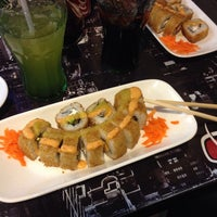 Photo taken at Sushisimo by Richie R. on 2/15/2014