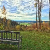 Photo taken at Gut Sonnenhausen by Uzcan U. on 11/11/2015