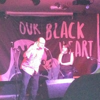 Photo taken at Our Black Heart by Yonah E. on 11/8/2012